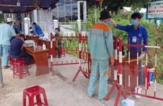 Quảng Nam vẫn triển khai các biện pháp cấp bách phòng, chống COVID-19