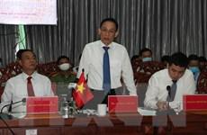 Tỉnh Hậu Giang đẩy mạnh hợp tác nhiều mặt với Hàn Quốc
