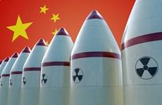 Trung Quốc và nguy cơ chạy đua vũ trang hạt nhân mới