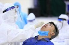 Hà Nội hoàn thành lấy mẫu xét nghiệm PCR cho người về từ Đà Nẵng