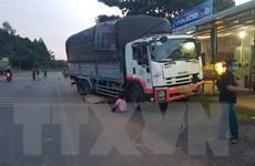 Bình Phước: Tai nạn liên tiếp trên quốc lộ 14, 2 người thương vong