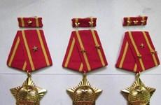 PTT yêu cầu giải quyết phản ánh về khen thưởng thành tích kháng chiến