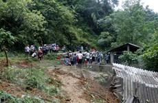Lào Cai: Mưa lớn làm đổ tường nhà khiến một người tử vong