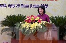 Ninh Thuận cần nhân rộng hiệu quả các phong trào thi đua yêu nước