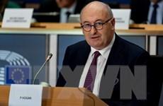 Ủy viên thương mại EU dính vi phạm các quy tắc phòng chống dịch