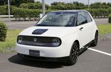 Honda sắp tung ra thị trường Nhật Bản mẫu ôtô điện sản xuất đại trà