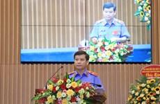 Đại hội đại biểu Đảng bộ Viện Kiểm sát Nhân dân tối cao lần thứ XXV
