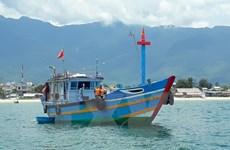 Bộ đội Biên phòng Hải Phòng cứu nạn một ngư dân mất tích dưới biển