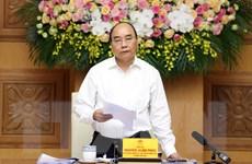 Thủ tướng chủ trì họp Tiểu ban Kinh tế-xã hội chuẩn bị Đại hội Đảng