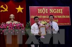 Thứ trưởng Bộ Lao động giữ chức Phó Bí thư Tỉnh ủy Cà Mau