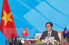 ASEAN 2020: Đơn giản hóa thủ tục hành chính, kết nối khu vực tư nhân