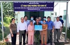 TP Hồ Chí Minh: Trao phương tiện sinh kế cho đối tượng chính sách