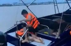 Vĩnh Long: Tai nạn đường thủy trên sông Cổ Chiên làm 2 người tử vong