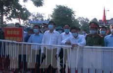 Thanh Hóa: Dỡ phong tỏa 12 hộ dân khu phố Nam Bắc, thành phố Sầm Sơn