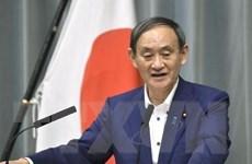 Chánh văn phòng nội các Yoshihide Suga sẽ tranh cử chức Chủ tịch LDP