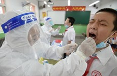 Trung Quốc đại lục ghi nhận thêm 11 ca nhiễm COVID-19 mới