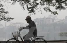 Ô nhiễm không khí ở miền Bắc có xu hướng tăng lên từ tháng Chín