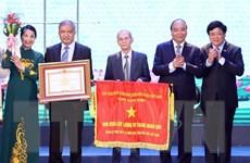 """Thủ tướng dự Chương trình kỷ niệm 75 năm """"Tiếng nói Việt Nam"""""""