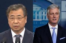 Mỹ-Hàn nỗ lực đẩy nhanh tiến trình phi hạt nhân hóa bán đảo Triều Tiên