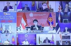 AMM 53: Chuyên gia Singapore nhấn mạnh tầm quan trọng hợp tác nội khối
