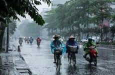 Bắc Bộ mưa lớn , cảnh báo nguy cơ xảy ra lũ quét, sạt lở đất