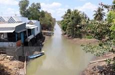 Đồng bằng sông Cửu Long: Khi tháng Bảy nước không còn nhảy lên bờ!