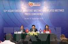 ASEAN 2020: Việt Nam đưa ra 10 sáng kiến được thông qua tại AMM 53