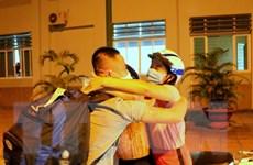 Đoàn cán bộ y tế Hải Phòng kết thúc hoạt động chống dịch ở Đà Nẵng