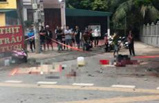 Phú Thọ: Tai nạn giao thông nghiêm trọng làm 3 người tử vong