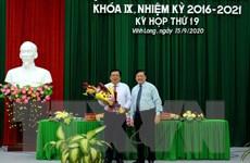 Ông Nguyễn Văn Liệt được bầu giữ chức Phó Chủ tịch UBND tỉnh Vĩnh Long