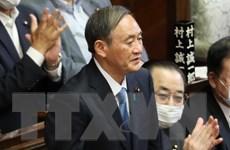 Điện mừng ngài Yoshihide Suga được bầu làm Thủ tướng Nhật Bản
