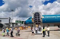 Tăng cường giải pháp giảm thiểu nguy cơ khách ngã thang lên máy bay