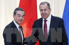 Ngoại trưởng Nga-Trung: Điểm tích cực và những điều còn bỏ ngỏ
