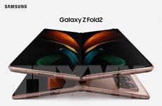 Samsung chính thức ra mắt Galaxy Z Fold 2 trên thị trường toàn cầu