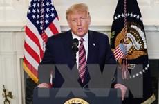 Bầu cử Mỹ: Tổng thống Trump thúc đẩy các hướng đi mới
