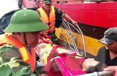 Quảng Bình: Tai nạn nghề nghiệp, một thuyền viên tử nạn trên biển