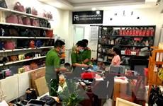 TP Hồ Chí Minh phát hiện kho hàng lậu công cụ hỗ trợ lớn