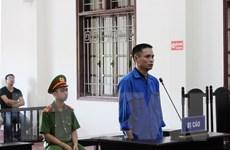 Hòa Bình: Đối tượng vận chuyển trái phép chất ma túy lĩnh án tử hình