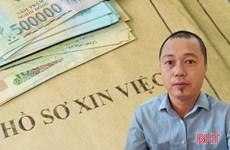Hà Tĩnh: Khởi tố, bắt tạm giam đối tượng lừa đảo chiếm đoạt tài sản