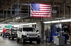 Mỹ: Doanh số của các nhà sản xuất ôtô lớn giảm so với dự báo