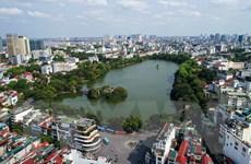 [Photo] Hồ Hà Nội - Những lá phổi xanh của Thủ đô