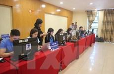 Khai trương Trung tâm báo chí phục vụ Đại hội Đảng bộ thành phố Hà Nội