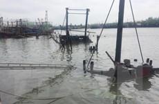 Nghệ An: Nguyên nhân vụ cháy tàu cá liên hoàn là do chập điện