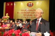 Tổng Bí thư: Phát triển kinh tế dựa trên nền tảng văn hóa