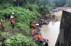 Đà Nẵng: Tìm thấy thi thể nạn nhân bị lũ cuốn ở huyện Hòa Vang