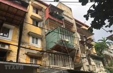 Chủ đầu tư chậm đề xuất ý tưởng cải tạo chung cư cũ sẽ bị dừng