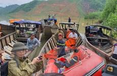 Sạt lở ở thủy điện Rào Trăng 3: Khẩn trương tìm kiếm 13 người mất tích