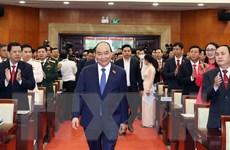 [Photo] Thủ tướng dự Đại hội Đại biểu Đảng bộ TP Hồ Chí Minh