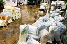 TP Hồ Chí Minh bắt giữ nhiều lô hàng nhập lậu với số lượng lớn