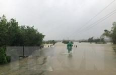 Hà Tĩnh: Học sinh ở 7 huyện, thành phố nghỉ học từ 19/10 do mưa lũ